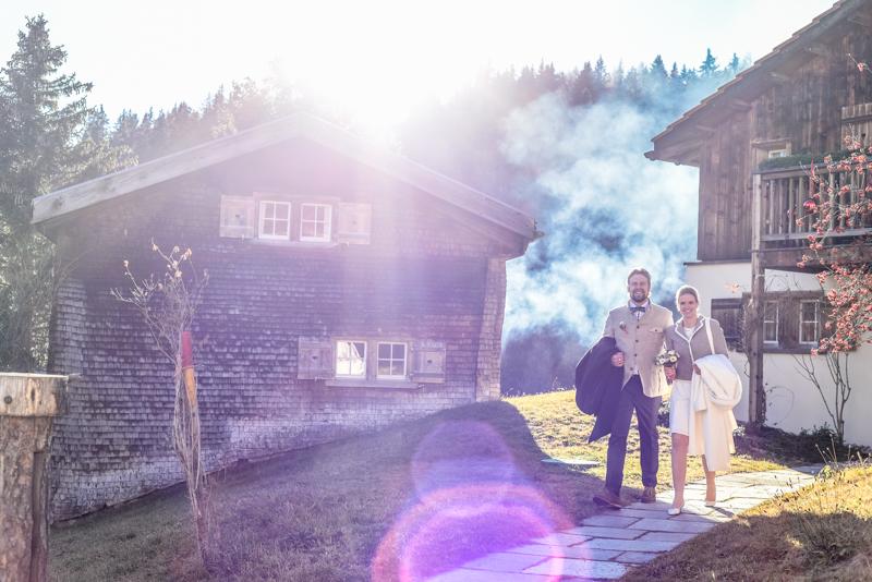 wedding backlight